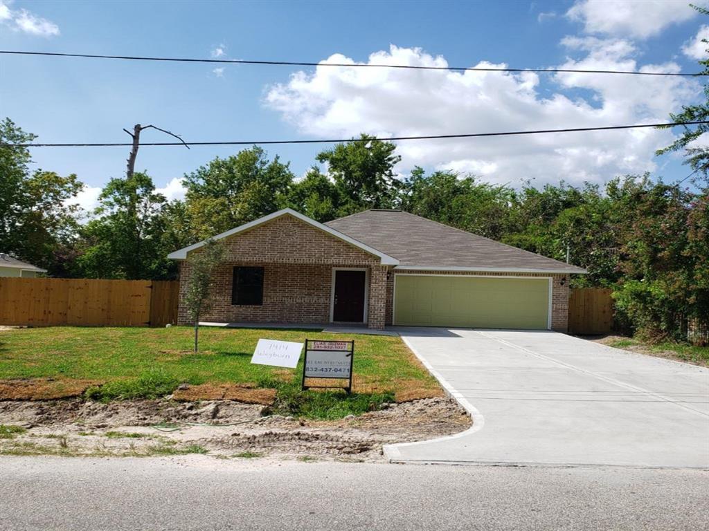 7414 Weyburn Street, Houston, TX 77028 - Houston, TX real estate listing