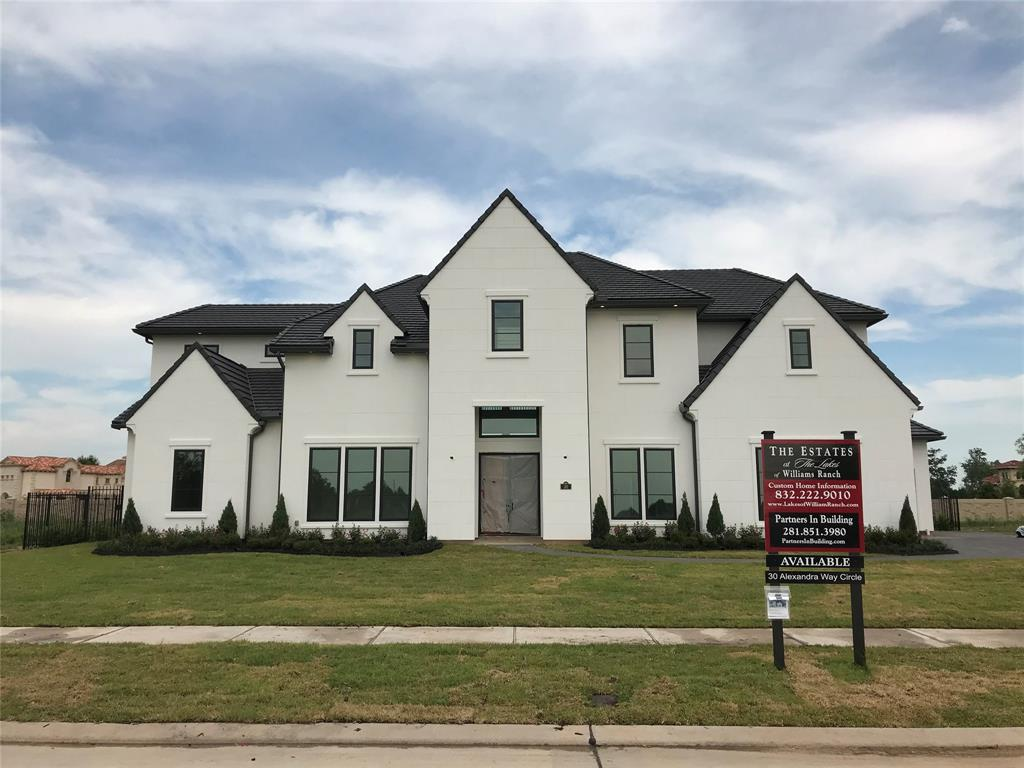 30 Alexandra Way Circle, Richmond, TX 77469 - Richmond, TX real estate listing