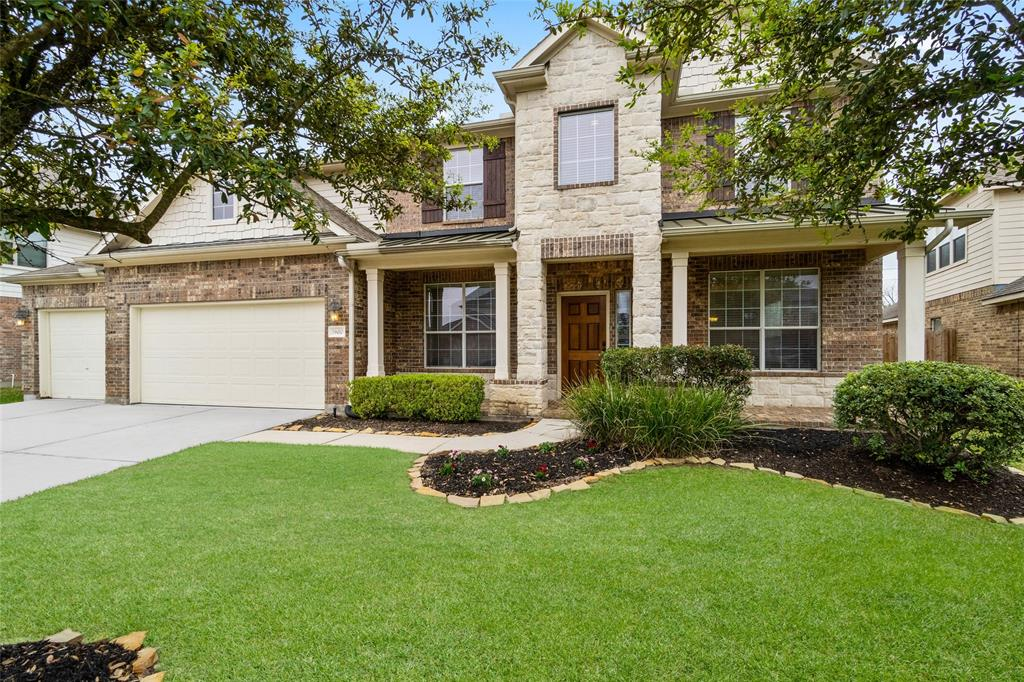 19410 Sorrell Ridge Drive Property Photo - Spring, TX real estate listing