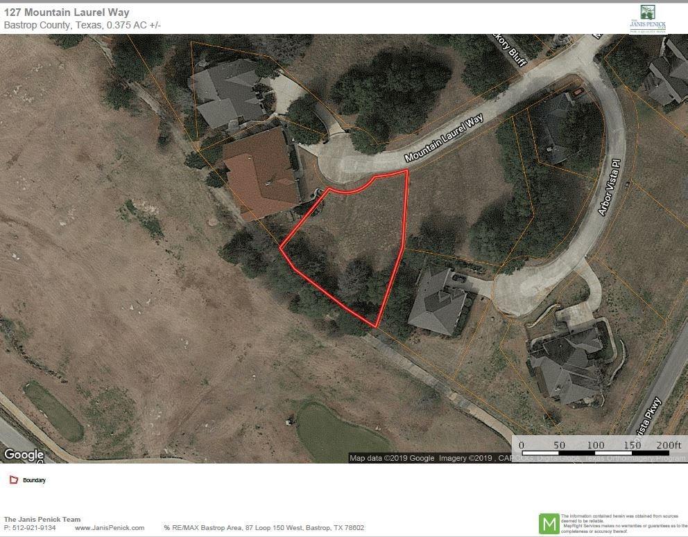 127 Mountain Laurel Way Property Photo - Bastrop, TX real estate listing