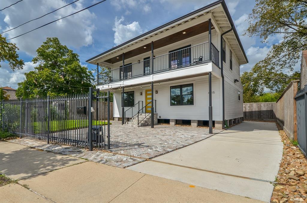 4615 Orange Street Property Photo - Houston, TX real estate listing
