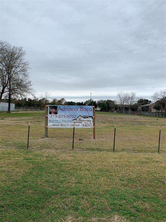 0 Young Street Property Photo - Pasadena, TX real estate listing