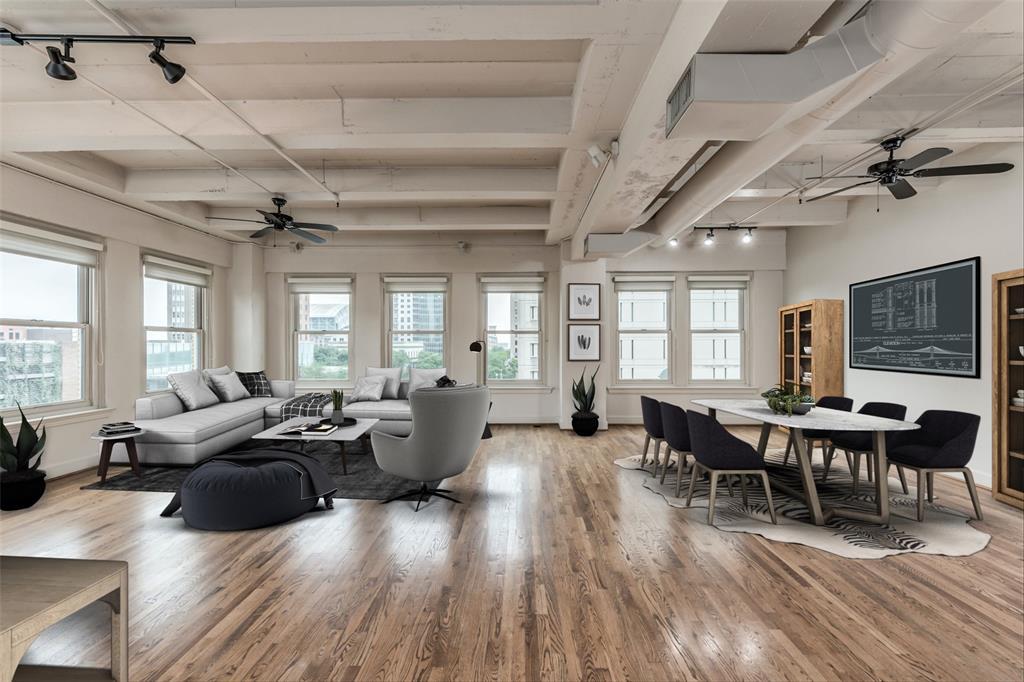 1120 Texas Street #4A Property Photo - Houston, TX real estate listing