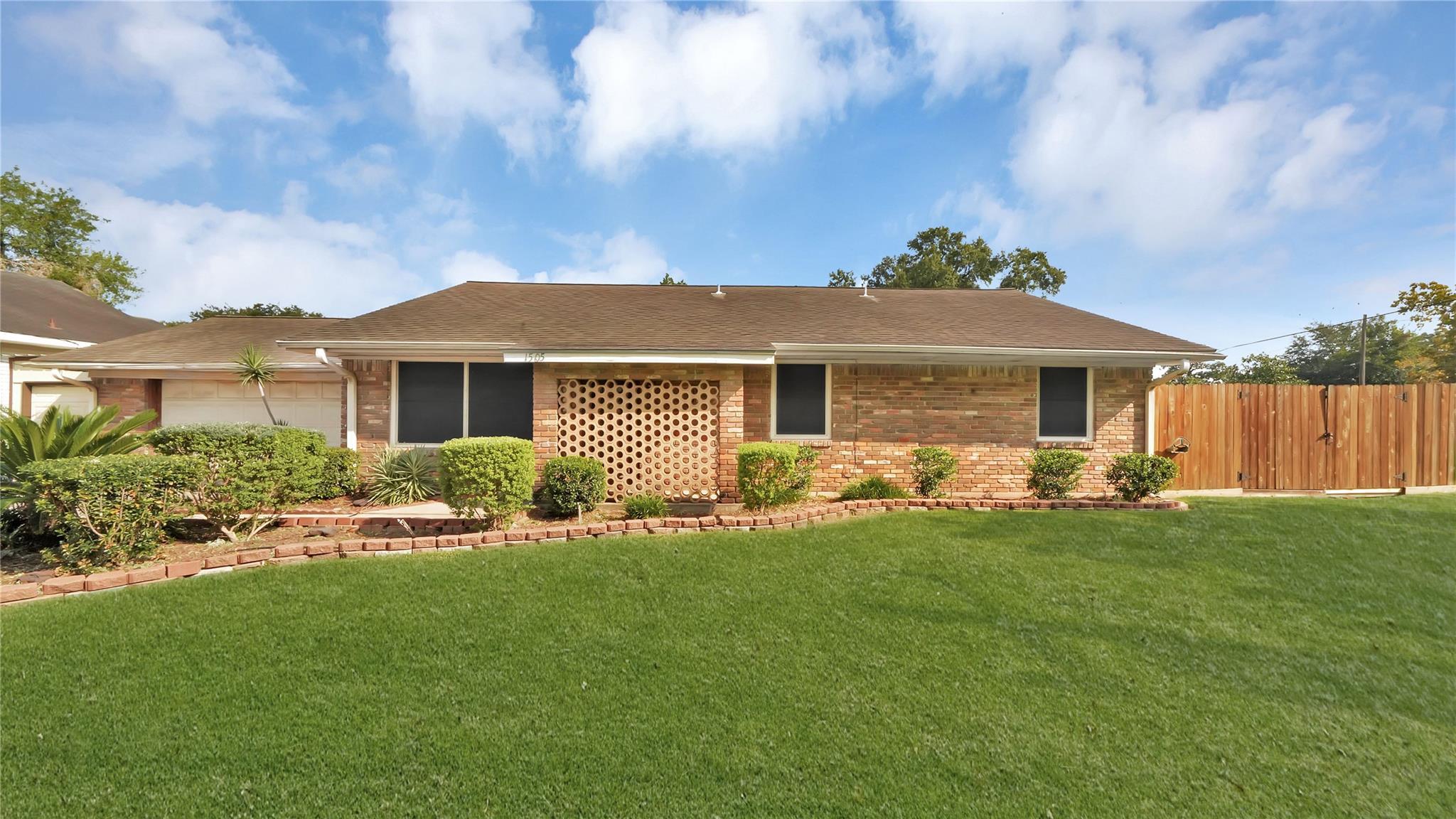 1505 5th Street Property Photo - Galena Park, TX real estate listing