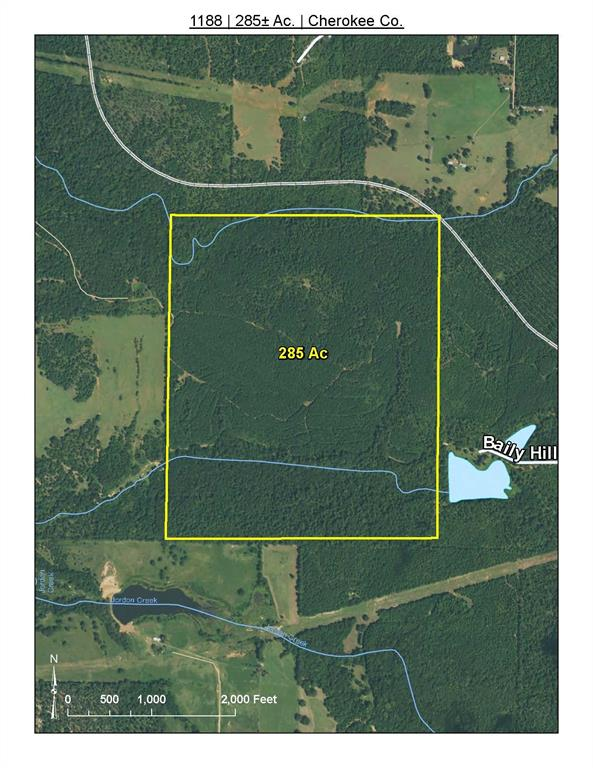 0 Off Baily Hill Rd Property Photo - Jacksonville, TX real estate listing