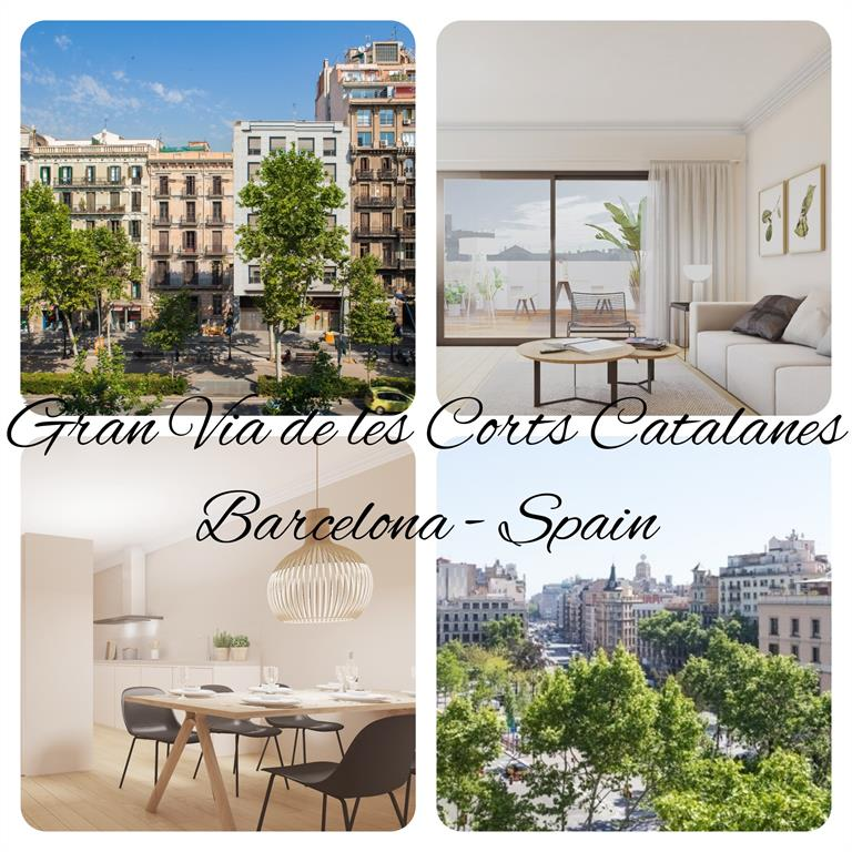 577 Gran Via de Les Corts Catalanes Avenue, Other, 08011 - Other, real estate listing