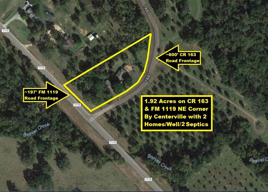 1039 County Road 163, Centerville, TX 75833 - Centerville, TX real estate listing