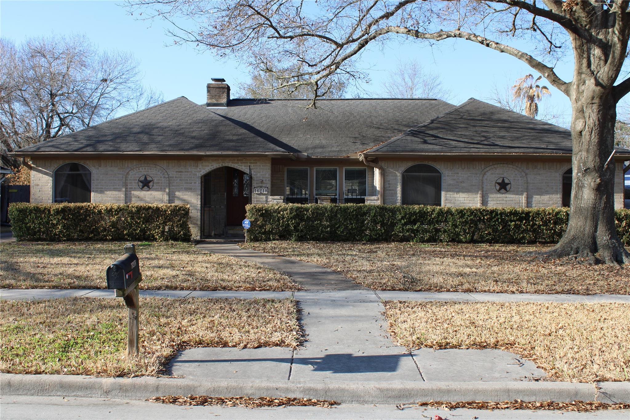 16218 Congo Lane Property Photo - Jersey Village, TX real estate listing