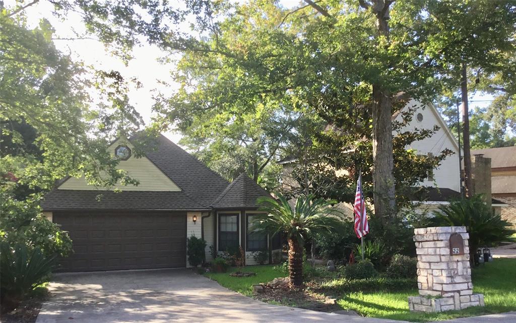 22 Shady Oak Lane Property Photo - Panorama Village, TX real estate listing
