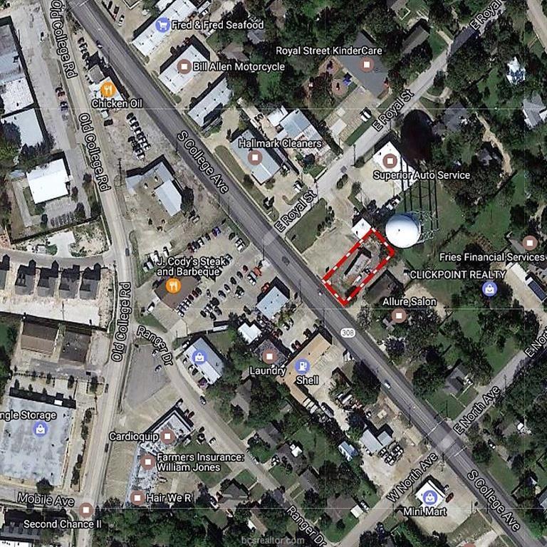 3703 South College, Bryan, TX 77801 - Bryan, TX real estate listing