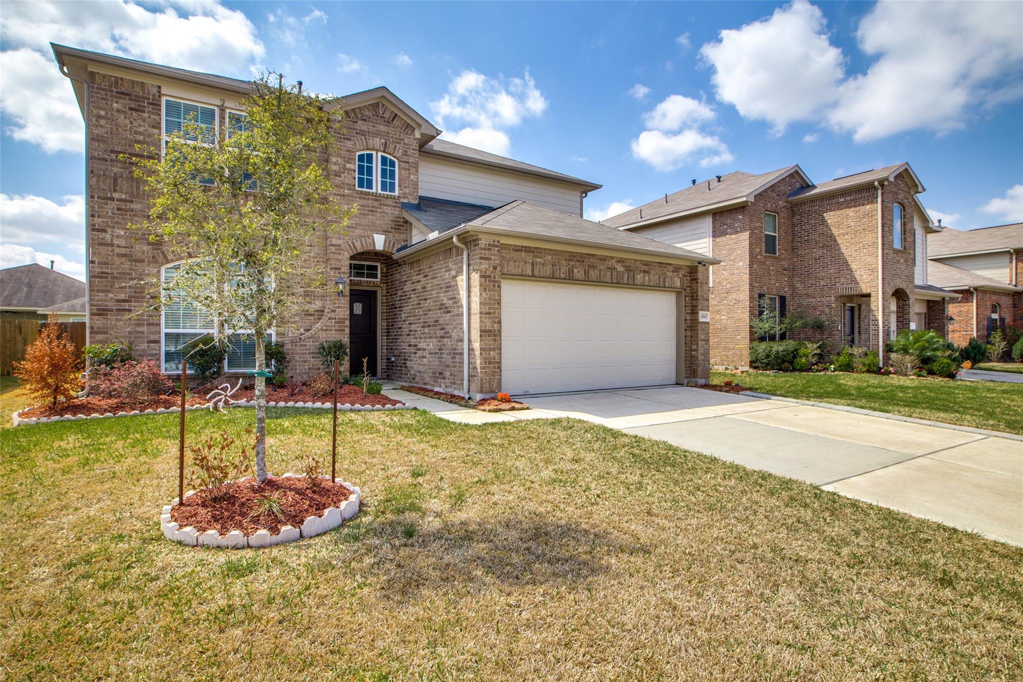 12611 Ashlynn Creek Trail Property Photo - Houston, TX real estate listing