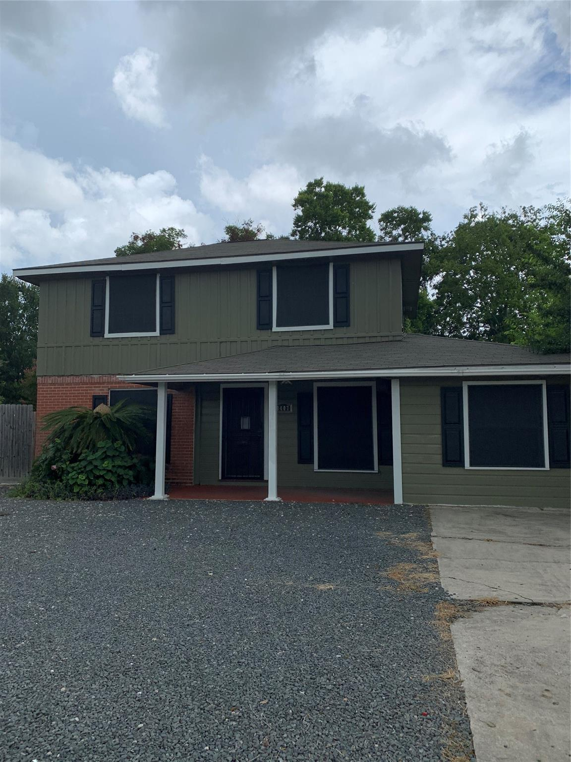 8407 Howard Drive Property Photo - Houston, TX real estate listing