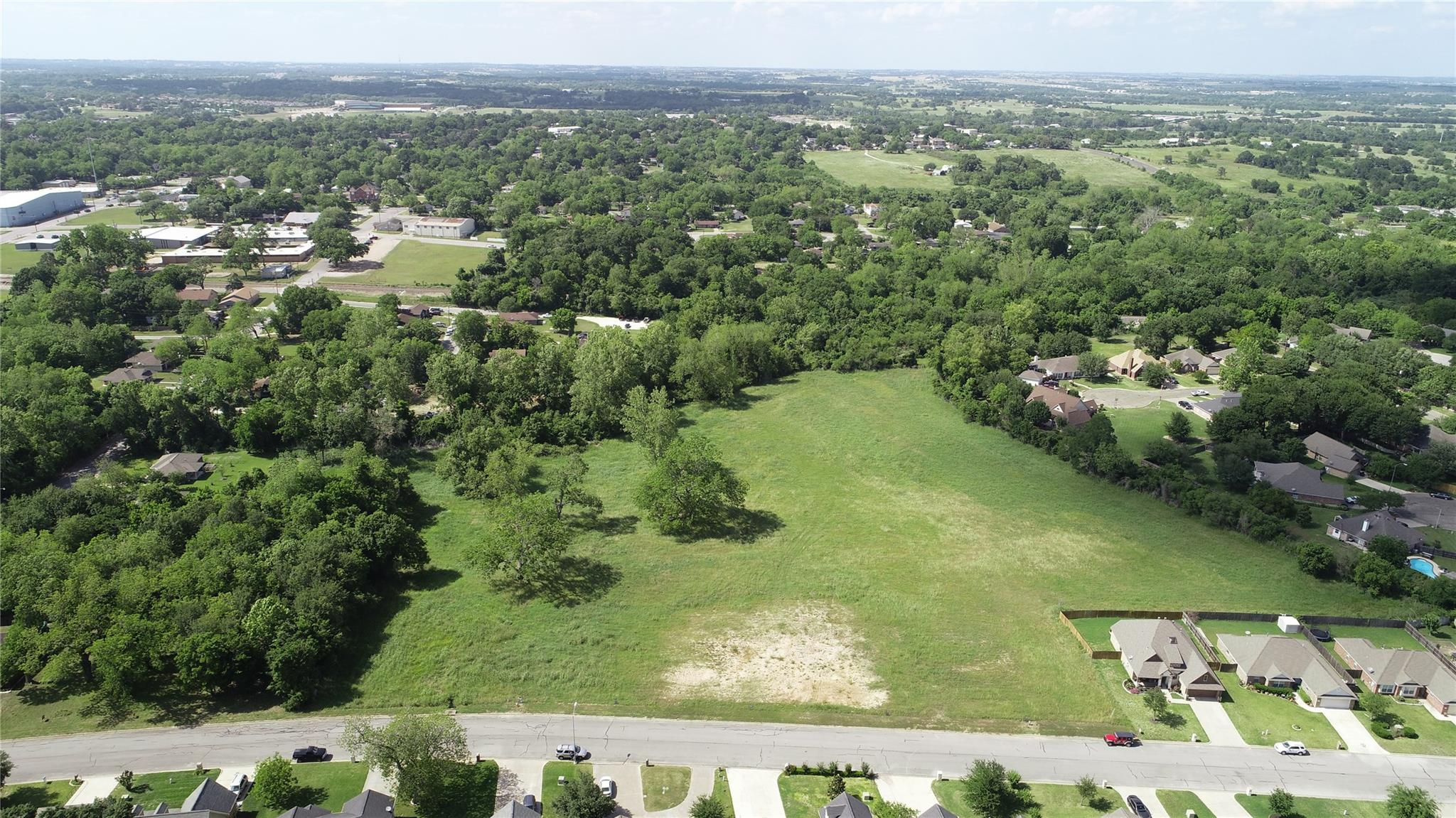 9 Acres Pecan Street Property Photo - Brenham, TX real estate listing