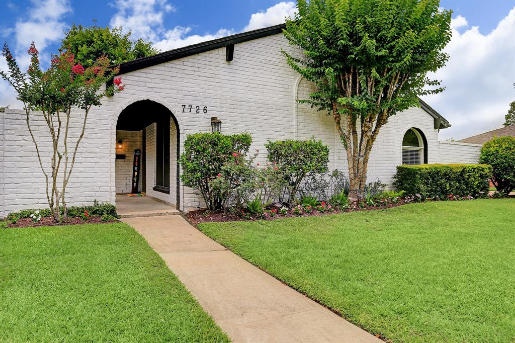 7726 Del Rey Lane Property Photo - Houston, TX real estate listing