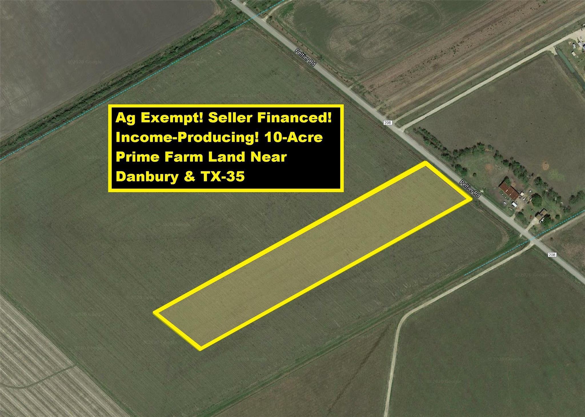 Lot 5 County Road 208 Property Photo - Danbury, TX real estate listing