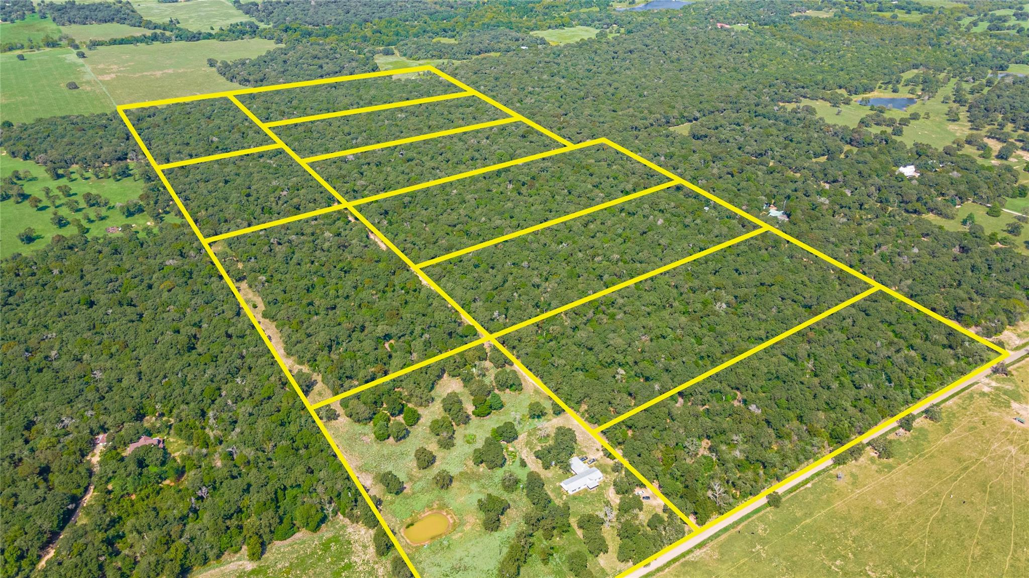 Tract 2 MOL 10 ACRES County Rd 333 Property Photo - Rosebud, TX real estate listing