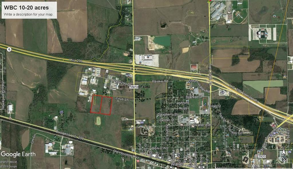 000 Cyrus Fm 362 S/Hwy 290, Waller, TX 77484 - Waller, TX real estate listing