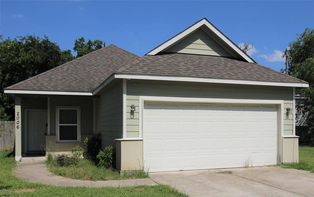 2006 Stevens Street Property Photo - Houston, TX real estate listing