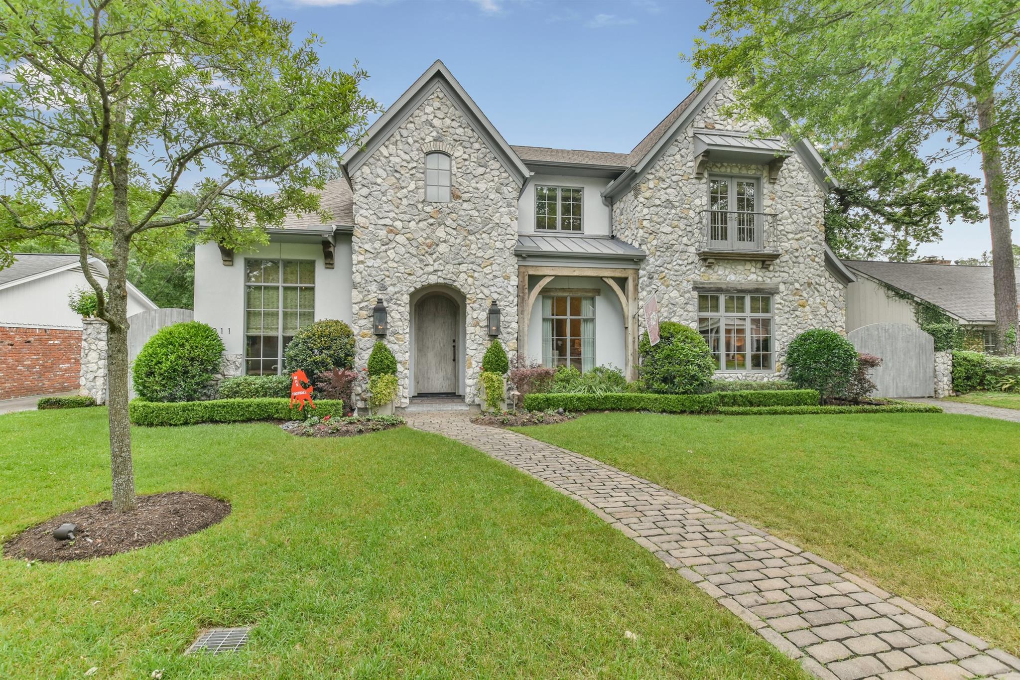 211 Plantation Road Property Photo - Bunker Hill Village, TX real estate listing
