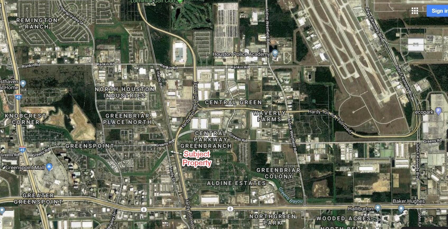 0 W Hardy Road Property Photo - Houston, TX real estate listing