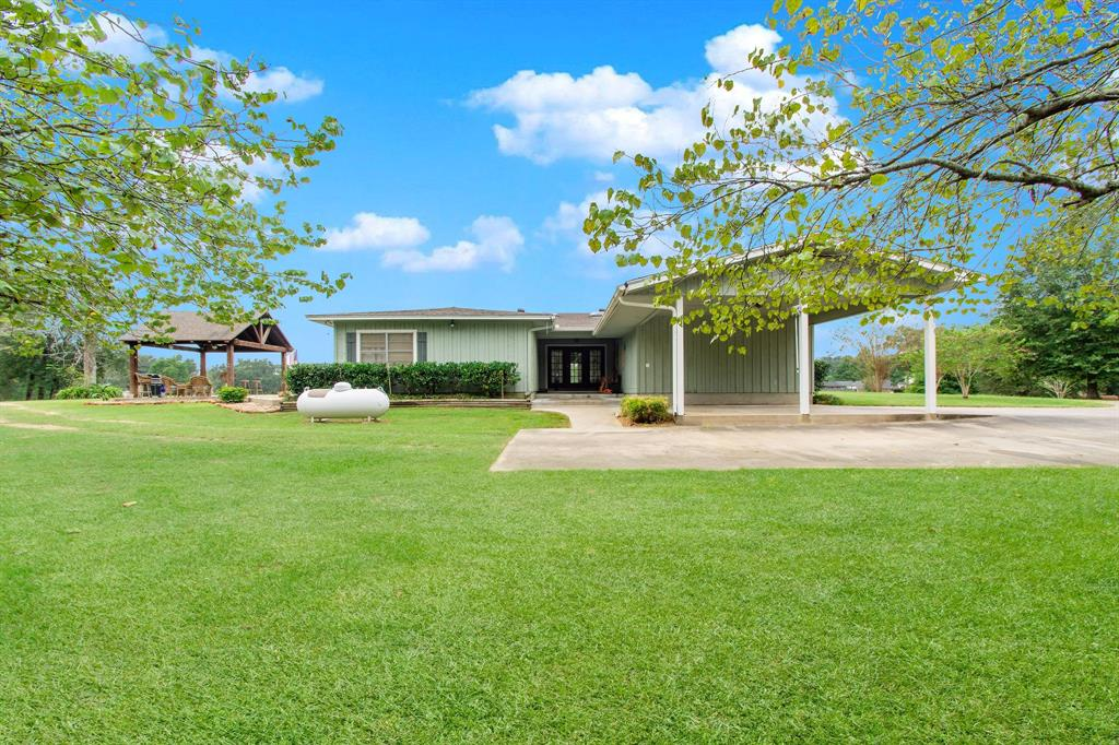 338 Hickory Hill Drive Property Photo - Goodrich, TX real estate listing