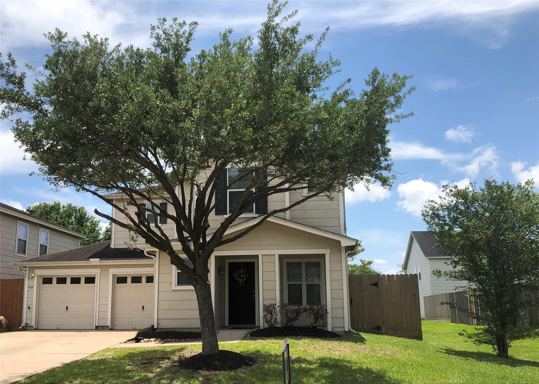 4106 Dogwood Hill Street Property Photo