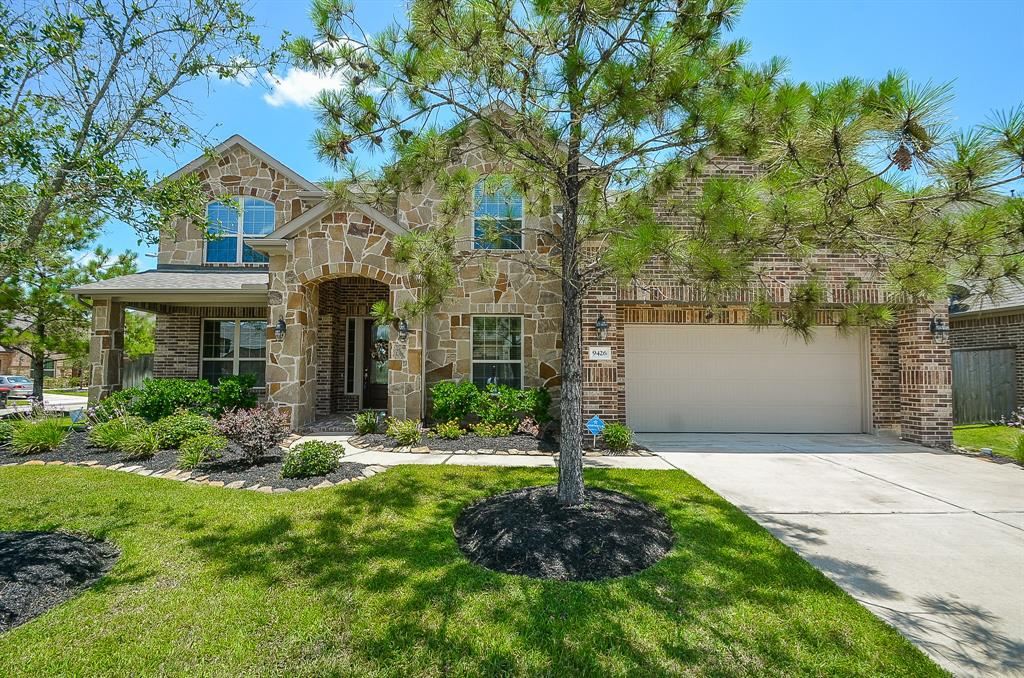 9426 Taylor Cliff Lane Property Photo - Cypress, TX real estate listing