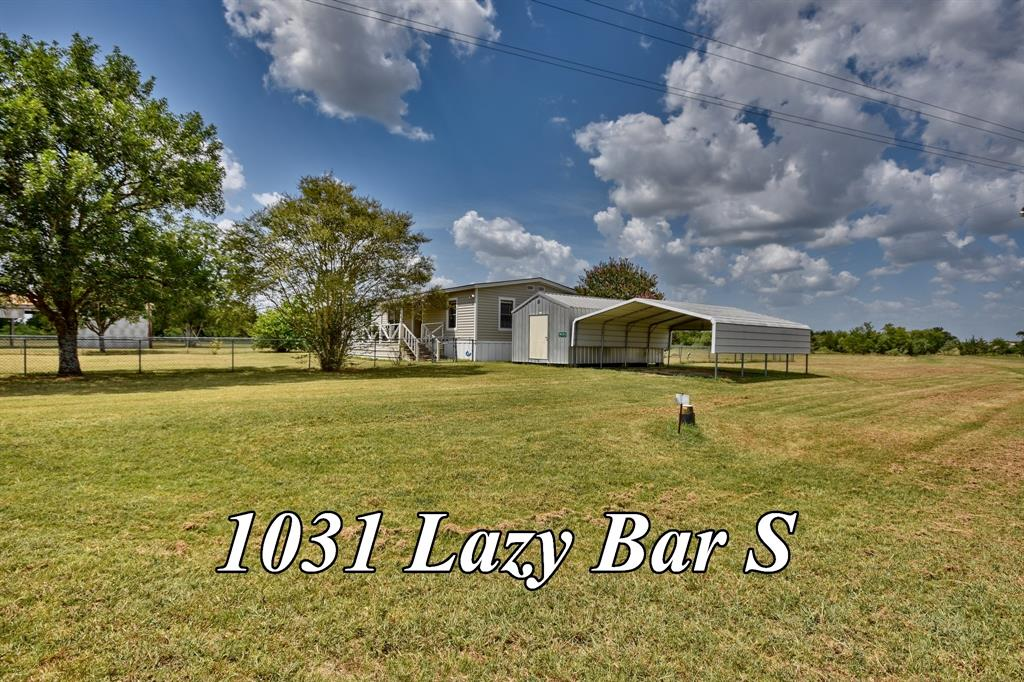 1031 Lazy Bar S Road, Somerville, TX 77879 - Somerville, TX real estate listing