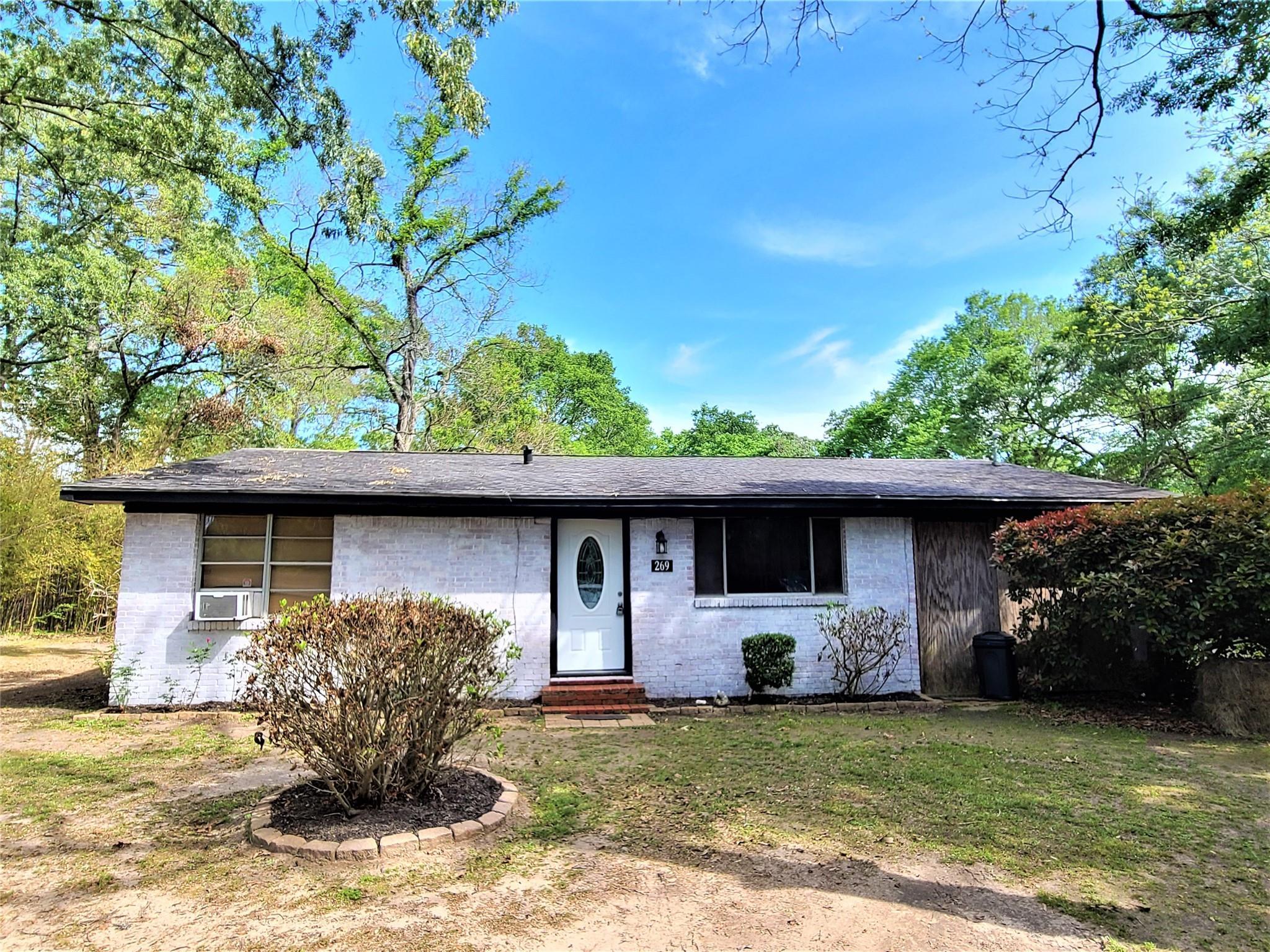 269 Massingill Road Property Photo - Lufkin, TX real estate listing