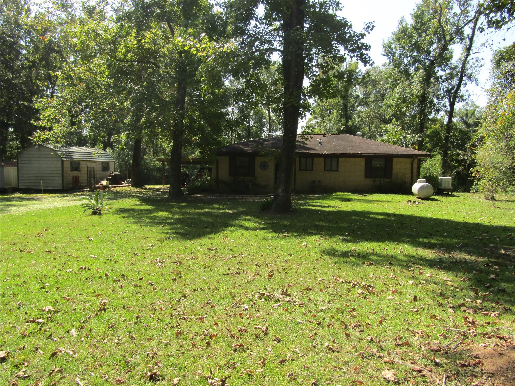 262 Drews Landing Road Property Photo - Goodrich, TX real estate listing