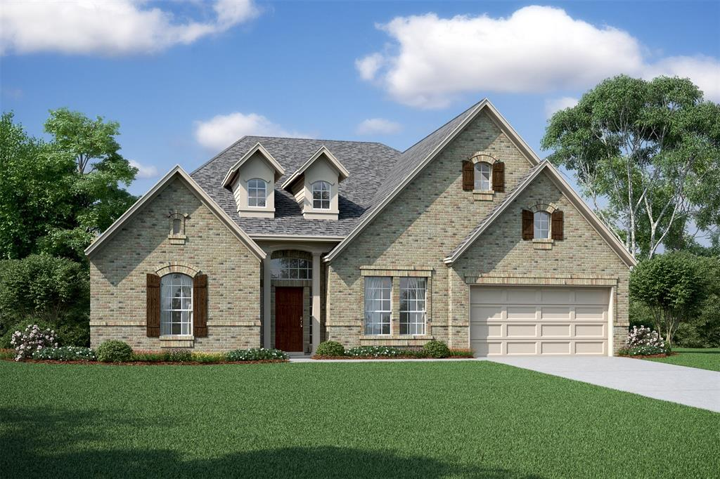 3018 Tranquility Lake Estates Boulevard Property Photo - Pearland, TX real estate listing