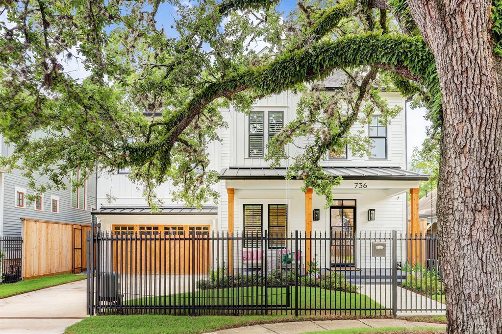 736 E 12th Street Property Photo - Houston, TX real estate listing