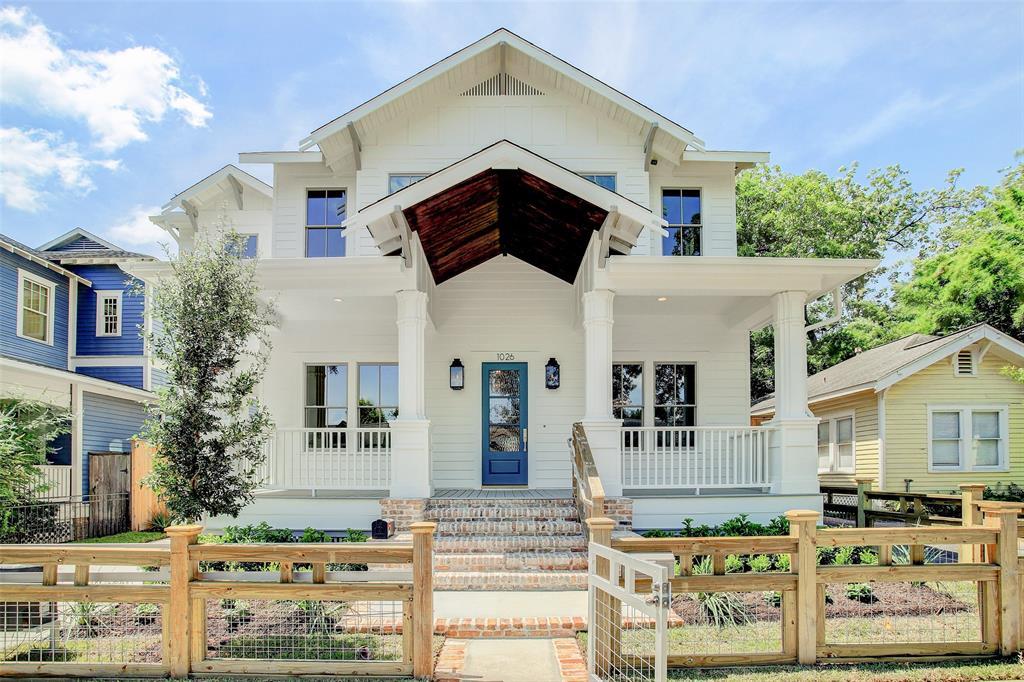1107 E 7th 1/2 Street, Houston, TX 77009 - Houston, TX real estate listing