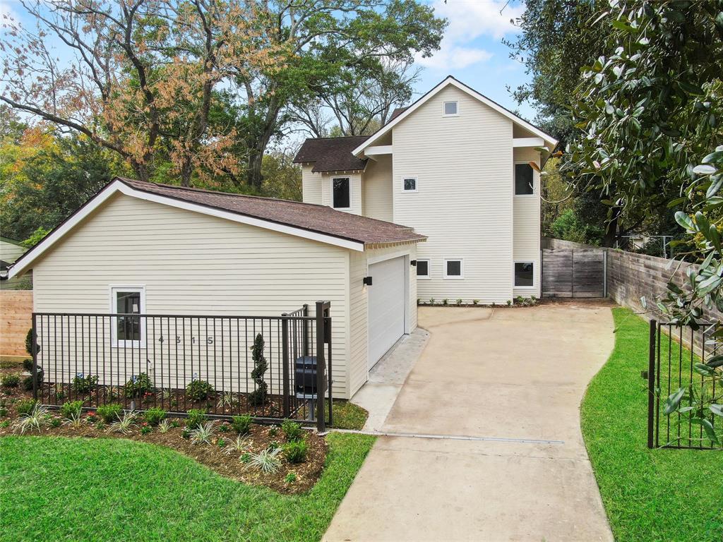 4315 Alba Road, Houston, TX 77018 - Houston, TX real estate listing