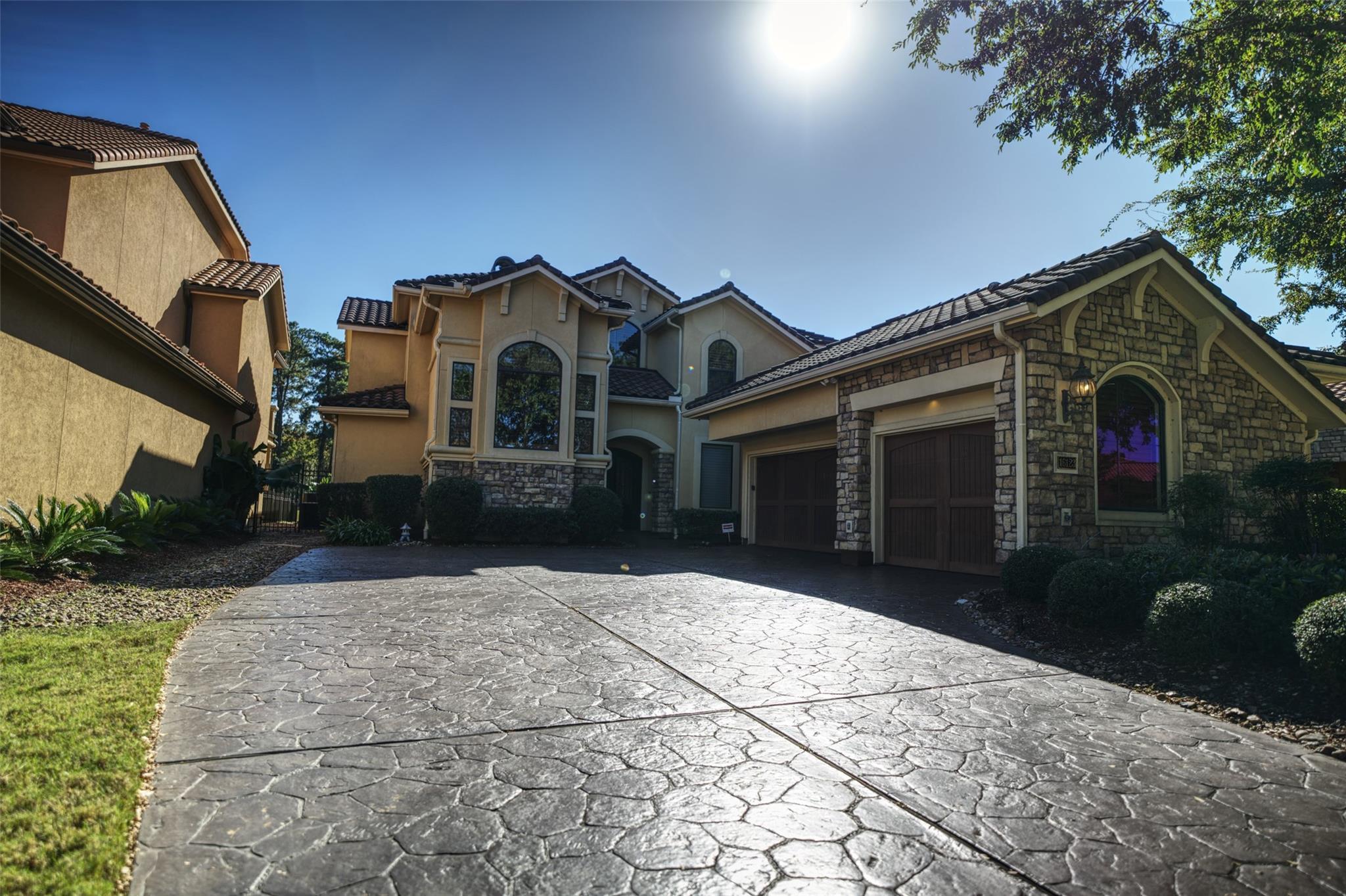 16123 Villa Fontana Way Property Photo - Houston, TX real estate listing