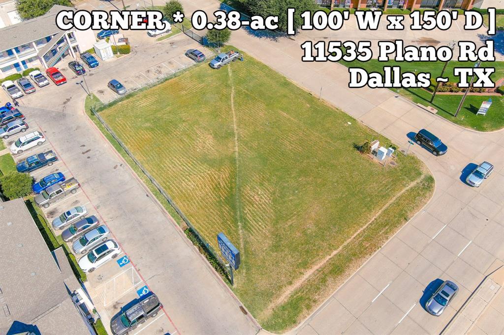 11535 Plano Road Property Photo - Dallas, TX real estate listing