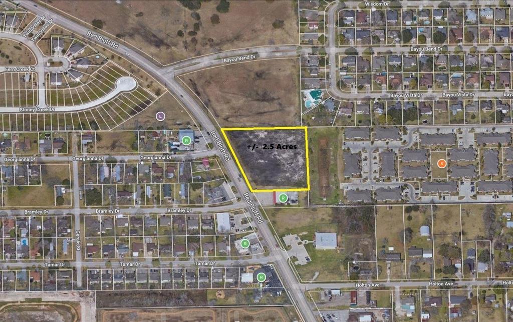 00 Red Bluff, Deer Park, TX 77503 - Deer Park, TX real estate listing