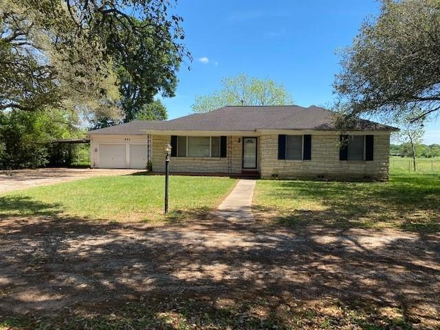 942 Hwy 60, Hungerford, TX 77435 - Hungerford, TX real estate listing