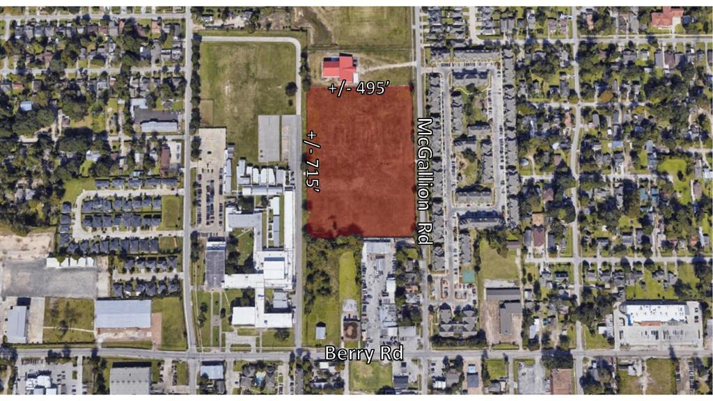 0 McGallion Road, Houston, TX 77022 - Houston, TX real estate listing