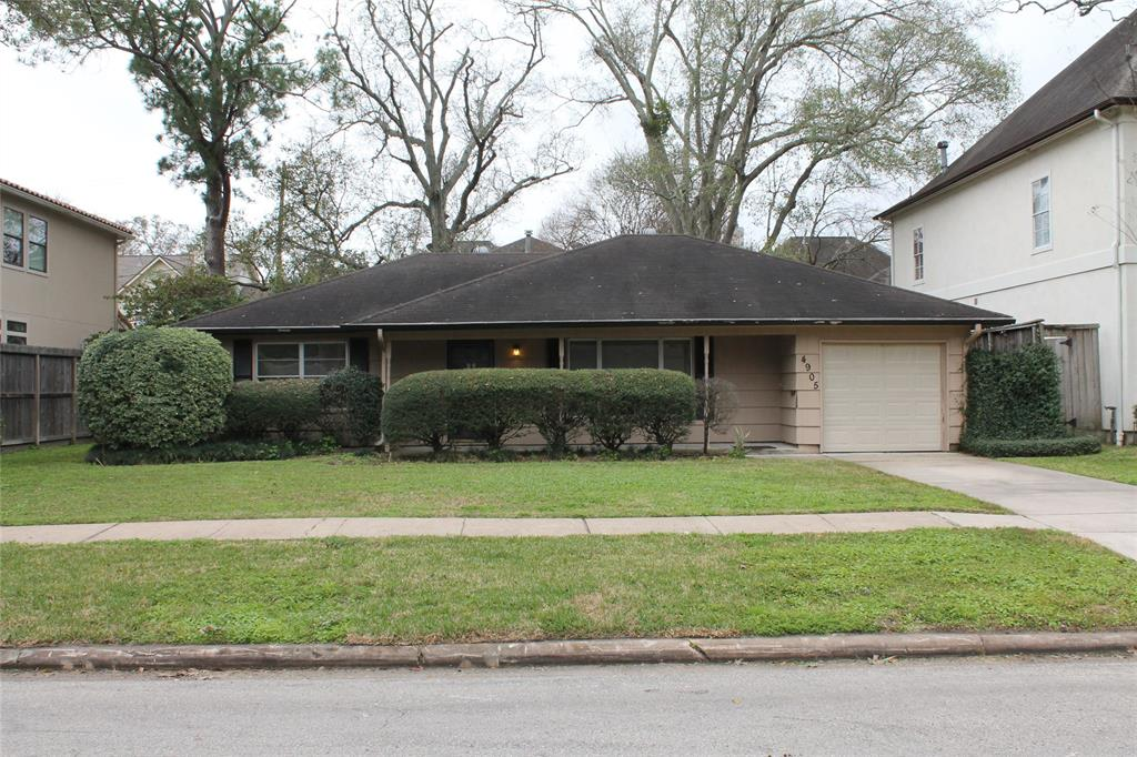 4905 Tamarisk Street Property Photo - Bellaire, TX real estate listing