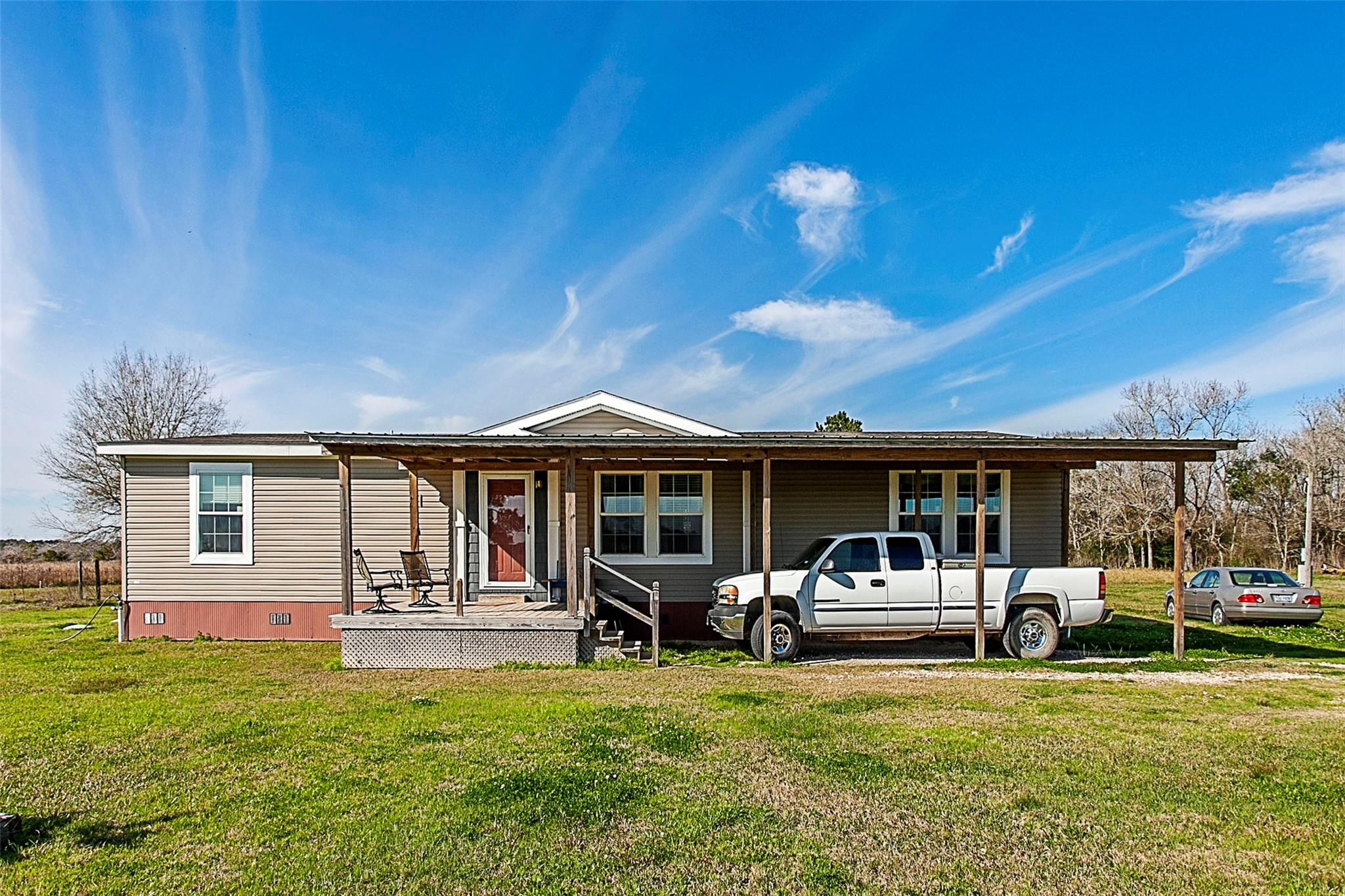 3739 FM 1009 Property Photo - Nome, TX real estate listing