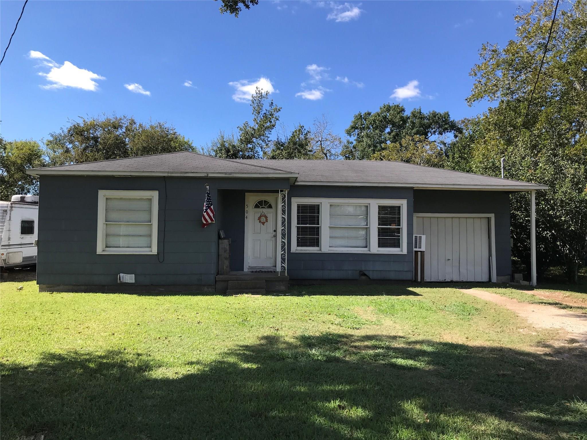 504 S Third Street Property Photo - Ganado, TX real estate listing
