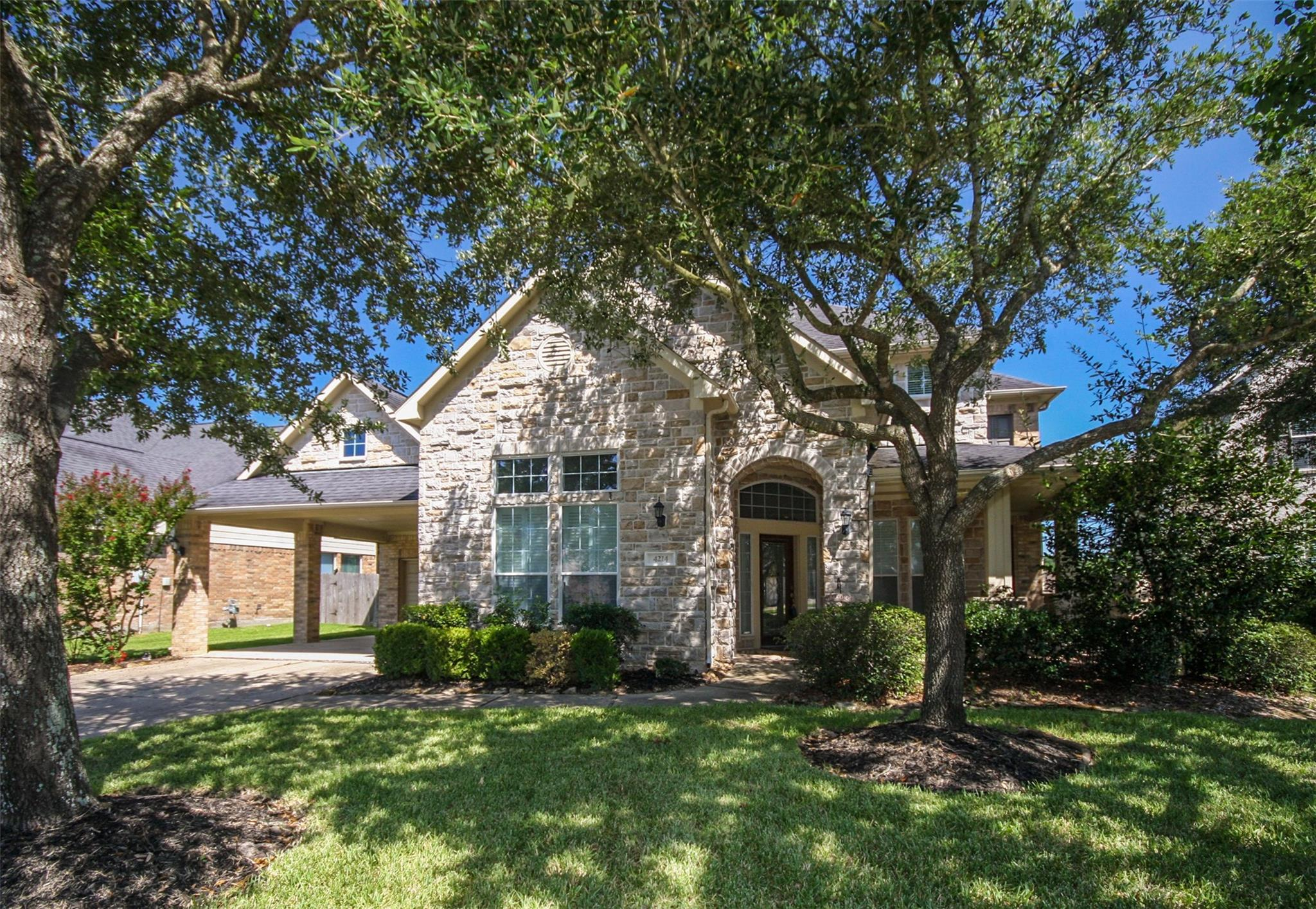 4214 Countryheights Court Property Photo - Spring, TX real estate listing