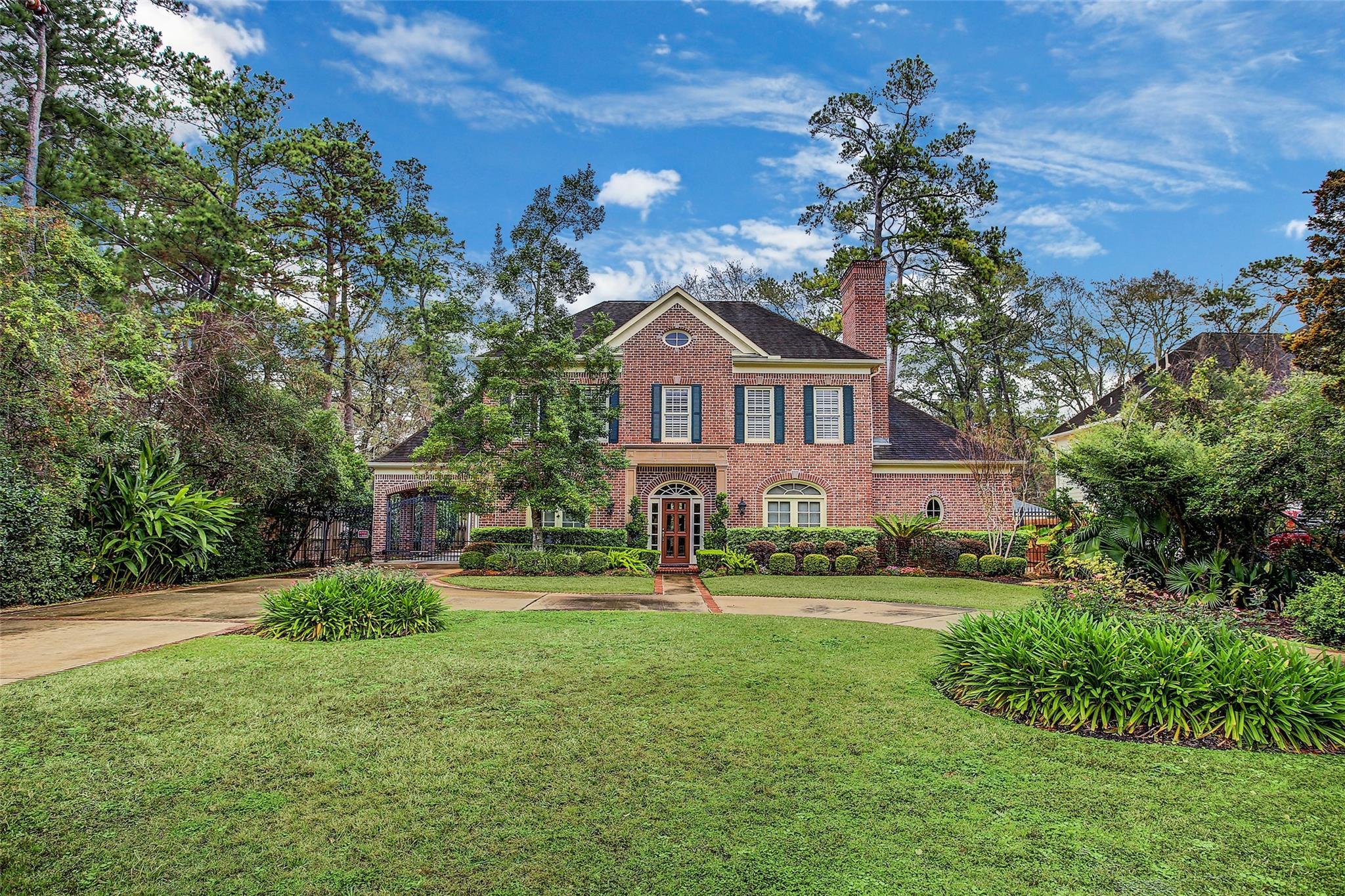 10730 Beinhorn Road Property Photo - Hunters Creek Village, TX real estate listing