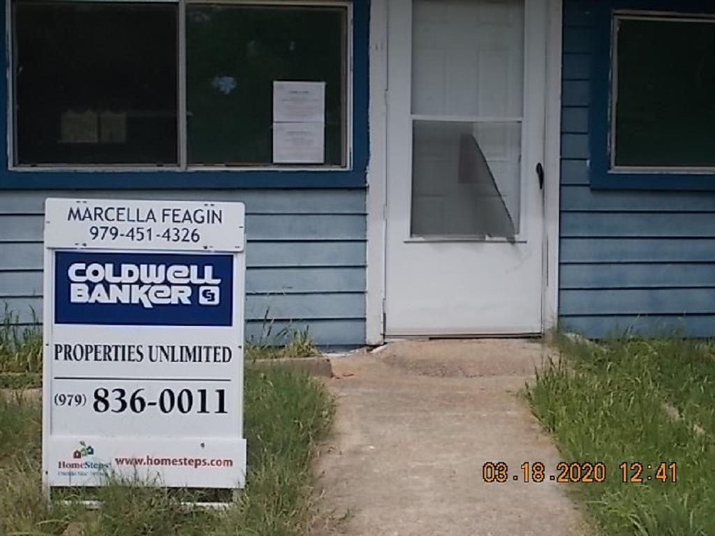 102 W Post Oak Lane, Somerville, TX 77879 - Somerville, TX real estate listing
