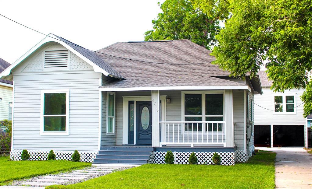 4715 Brady Street Street Property Photo - Houston, TX real estate listing
