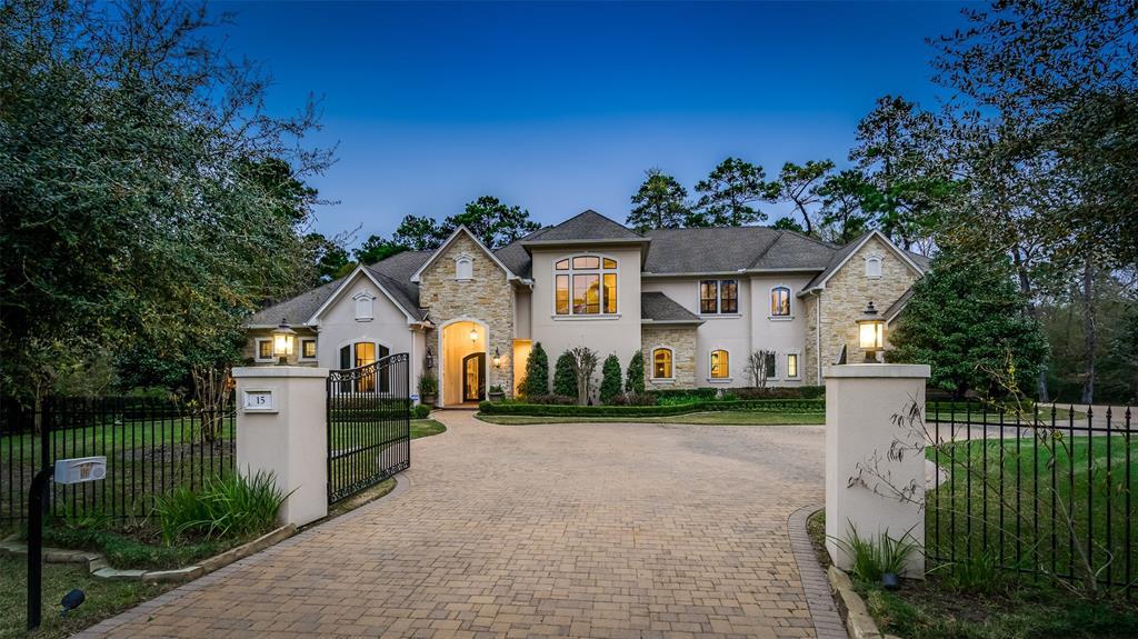 15 Bridle Oak Court, The Woodlands, TX 77380 - The Woodlands, TX real estate listing