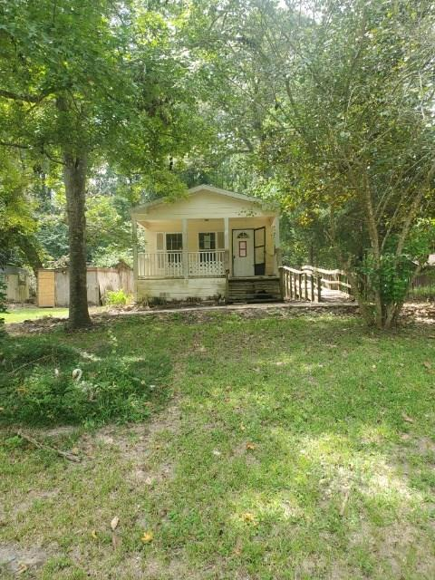 503 Driftwood Drive Property Photo - Goodrich, TX real estate listing