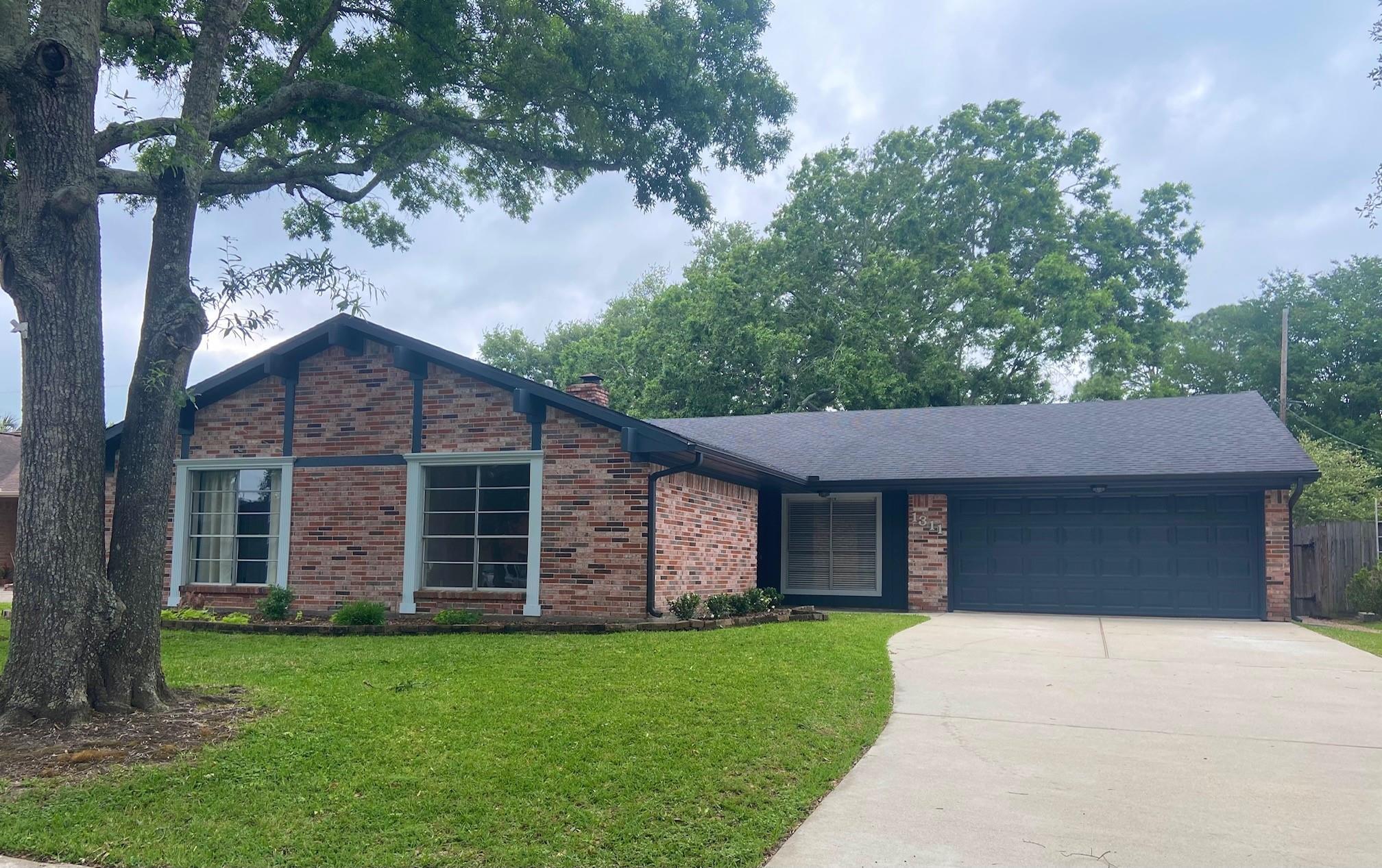 1311 Creek Hollow Drive Property Photo - El Lago, TX real estate listing