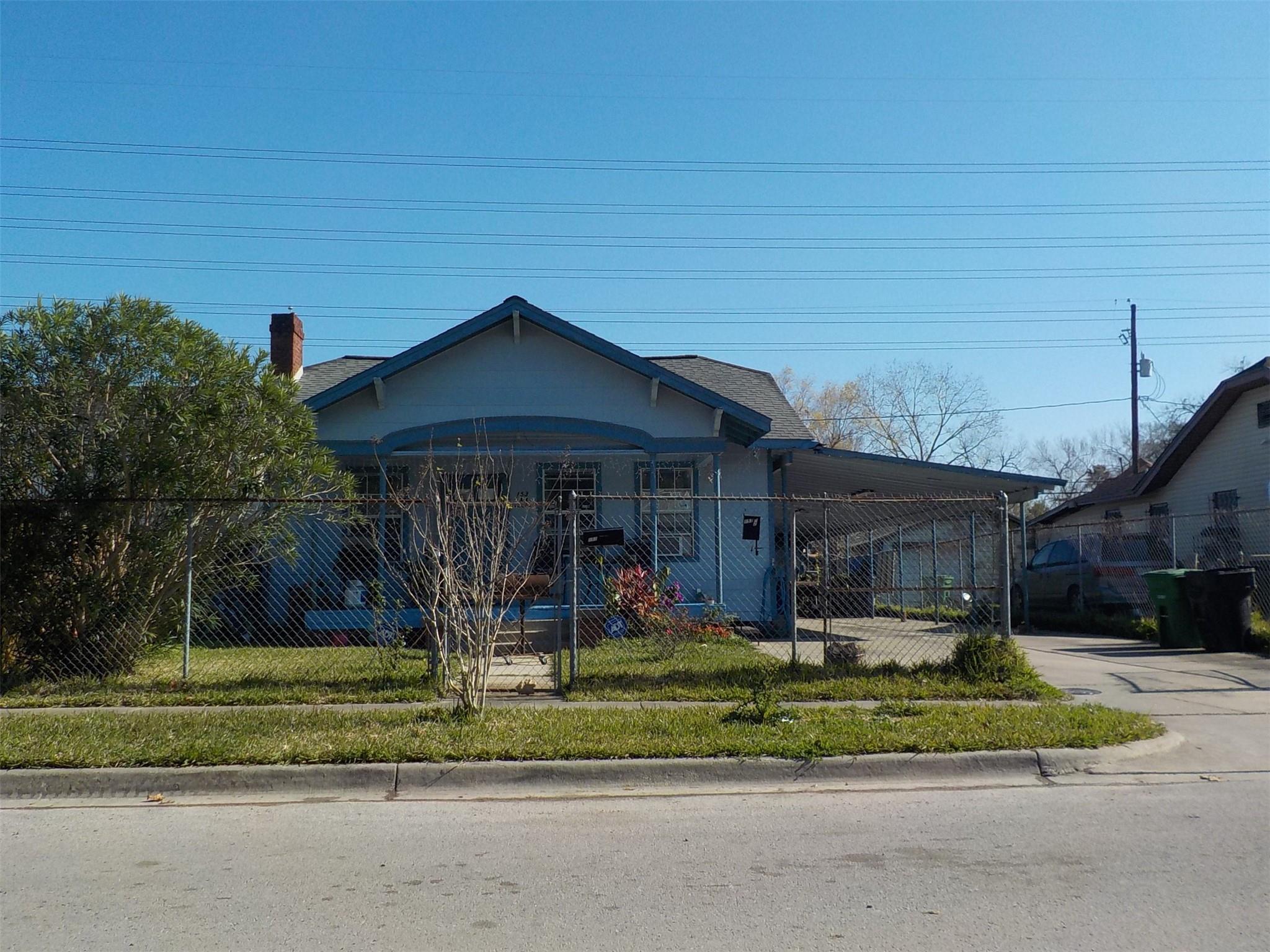 153 Woodvale Street Property Photo - Houston, TX real estate listing